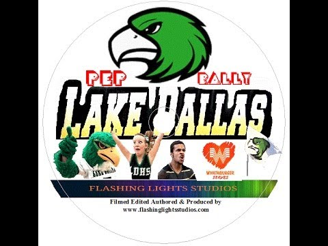 2012 Senior Day Pep Rally Lake Dallas High School | Parents Dance Only