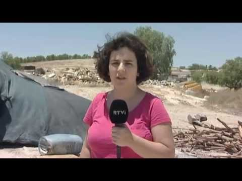No Shelters in Bedouin Villages of The Negev 16 07 2014