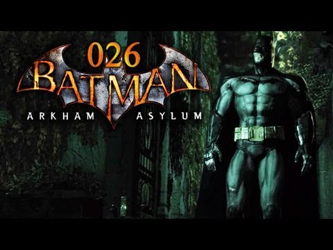 Let's Play Batman: Arkham Asylum #026 - Der Gotham River [Full-HD] [Deutsch]
