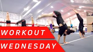 Workout Wednesday: Georgia Elite Gymnastics