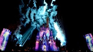 """Amazing """"Once Upon a Time"""" Castle Projection Show Tokyo Disneyland Full Show HD"""