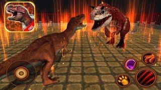 T REX GAMES FOR KIDS: Tyrannosaurus Simulator #1 |Newbie Gaming