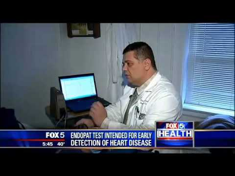 Fox 5- ENDO PAT : EARLY DETECTION OF HEART ATTACK RISK