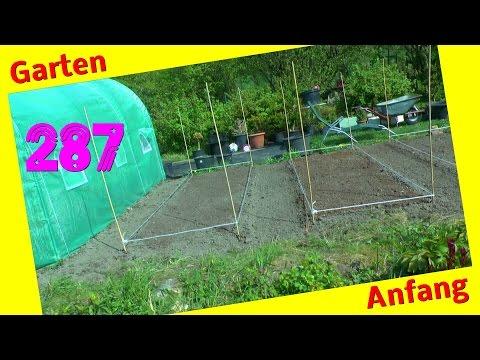 Beete neu angelegt im Garten und Zimmerpflanzen spezial