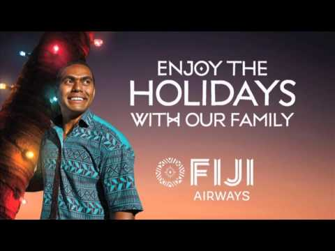 Fiji Airways Christmas Message 15sec TVC