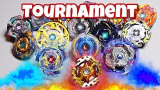 Beyblade Burst Evolution Tournament (Part 1)