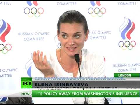 Elena Isinbayeva reversed her plans to retire!