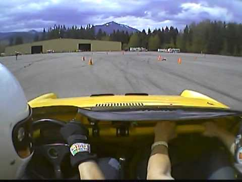 2011-05-14 Oregon SCCA - Packwood, WA - Britain 57.438secs
