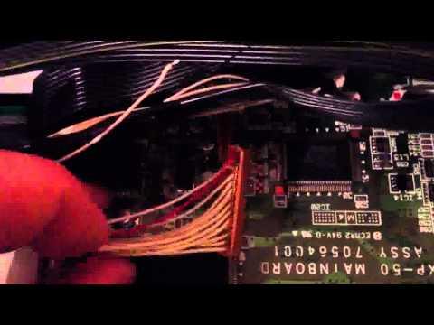 Roland XP-50 LCD Screen Repair Video Guide
