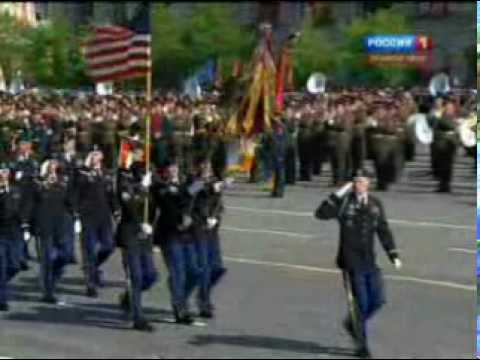 US Military Marches At Red Square - Victory Day Parade in Moscow 3