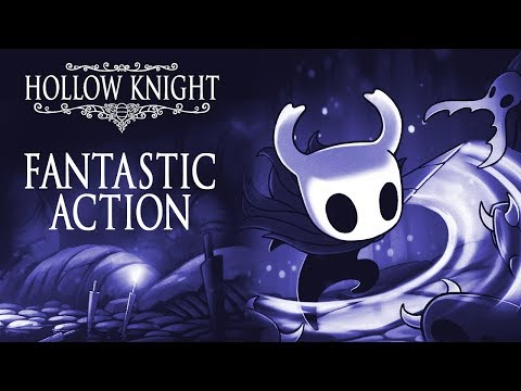 The Fantastic Action of Hollow Knight | Draz