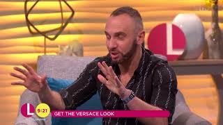 Versace Vibes - Jumpsuits   Lorraine