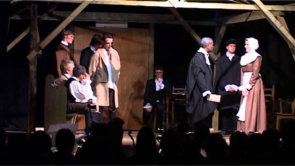 double standards in the play the crucible by arthur miller The crucible by: arthur miller  the crucible arthur miller -  replacing mercury containing products and mercury thermometers in astm standards.