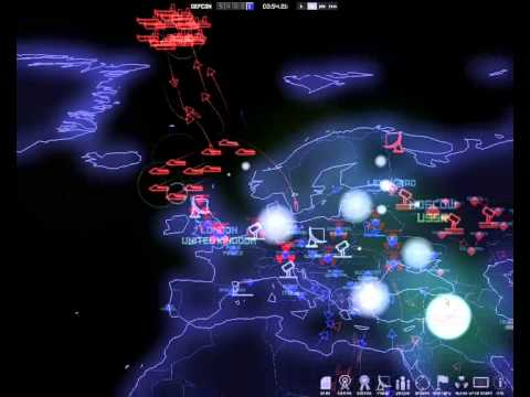 DEFCON - NATO and EUROPE vs RUSSIA and CHINA