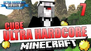 Minecraft Cube UHC (Ultra Hardcore) Season 9 Ep.7 - King of the Castle!