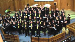 Hallelujah, Mount of Olives  Encore - NAC Concert Choir