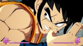 DRAGON BALL FighterZ - Yamcha Reveal Trailer | X1, PS4, PC