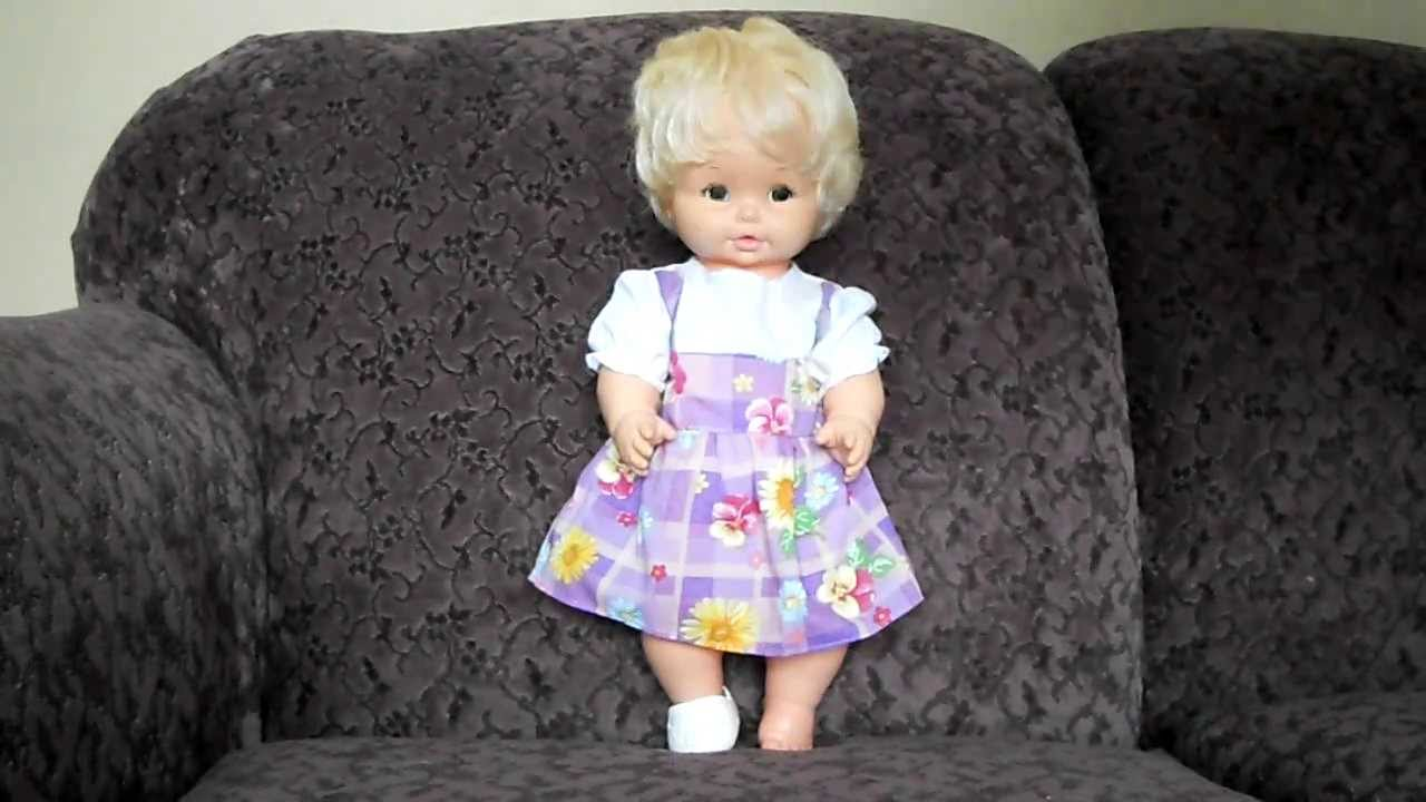 1969 mattel talking baby tender love doll youtube doll works stow ohio abandoned doll in old workshop