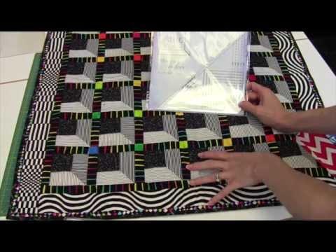 Attic Window Quilt Blocks with No Y Seams