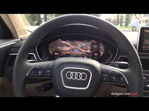 2017 Audi A4 First Drive Extensive