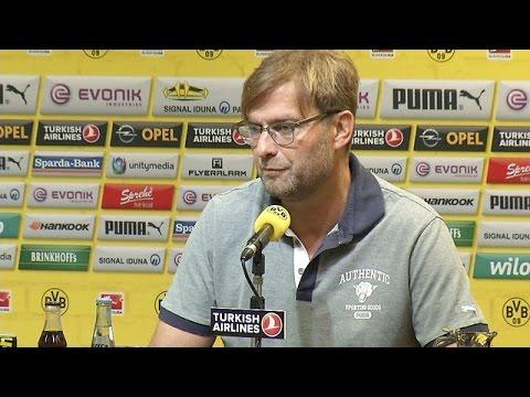 Pressekonferenz: Jürgen Klopp vor dem Heimspiel gegen Mainz 05   BVB total!