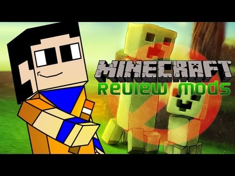 Minecraft de PC: Review Mods Dynamic Lights y Anti Creeper para version 1.3.2!!