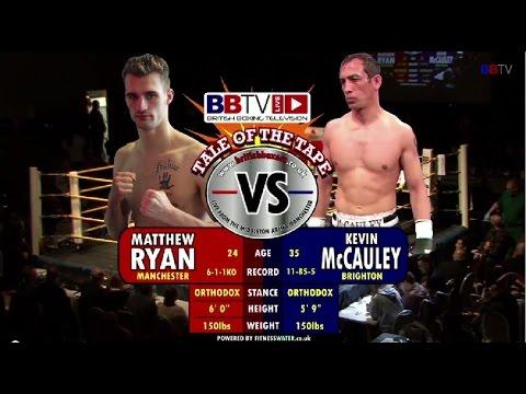 Matthew Ryan vs Kevin McCauley II #BBTVLIVE