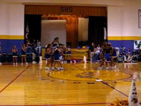 Sabinal Viking Cheerleaders Video