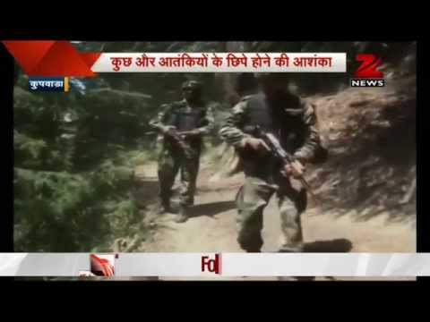 Two militants killed in north Kashmir's Kupwara district