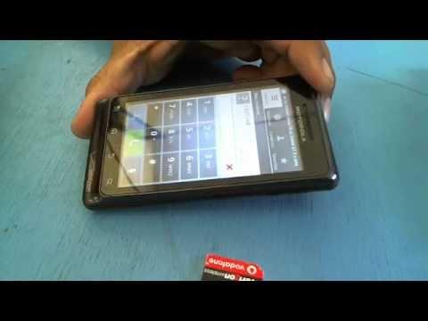 como desbloquear Motorola Droid 2 Global