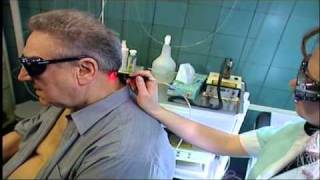 LASEROTERAPIA - laser therapy - trailer