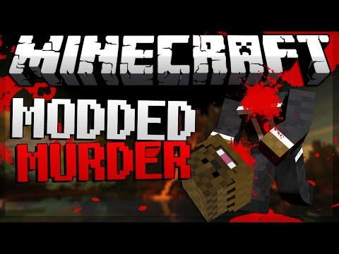 Minecraft TRUST NO ONE Murder in Minecraft w/ JeromeASF & Friends