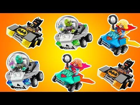 ЛЕГО машины.  ЛЕГО мультики.  ЛЕГО гонки на машинах. Машинки игры для детей. Мультики машинка.
