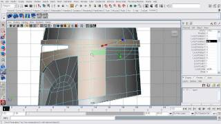 2. Моделирование шлема в Autodesk Maya 2009 (Boba Fett Helmet)
