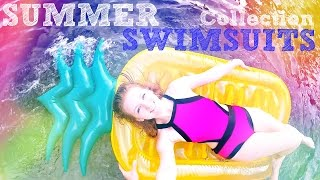 SUMMER SWIMSUITS Collection 2016 | MAKEUPKATY