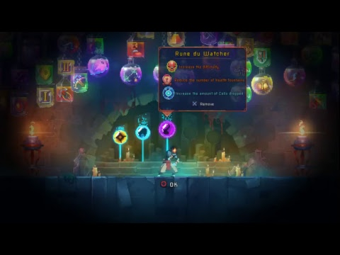 Dead cells the foundry update where to find the non boss dead cells stream ultra hard mode all boss runes equipped part 1 malvernweather Gallery