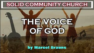 The Voice of God by Marcel Brauns