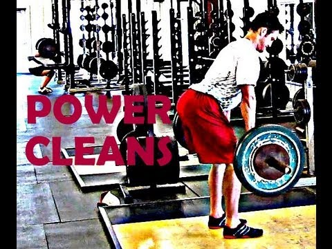 Clean Compilation (Clean Pull, Power Clean, C & J) Image 1