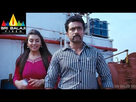 Singam Yamudu 2 Telugu Full Movie - Part 514 - Surya Hansika...