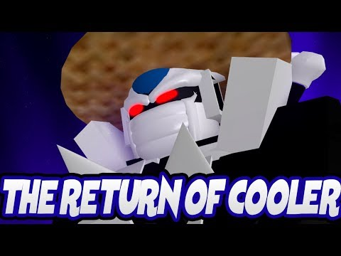 The Return Of Cooler In Dragon Ball Z Final Stand   Roblox   IBeMaine