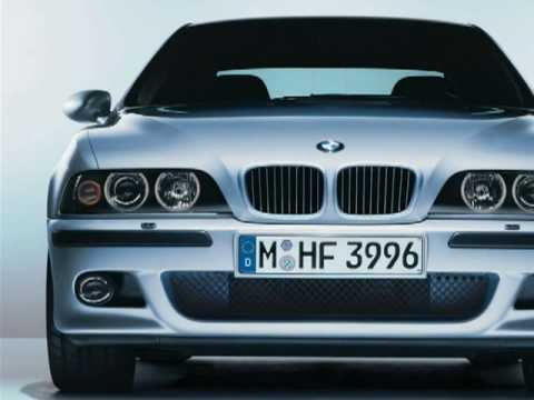BMW E39 M5 SLIDESHOW (RUSSIAN VERSION)
