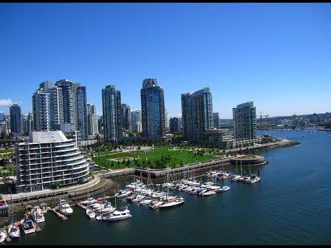 Ванкувер, Канада! Один из лучших городов мира по мнению кого-то там...