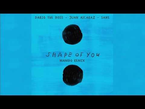 stáhnout Ed Sheeran - Shape of You (Mambo Remix) mp3 zdarma
