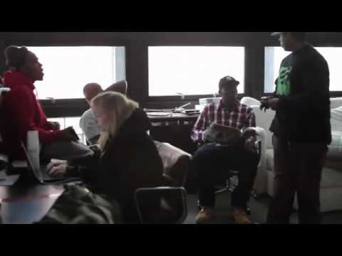 Curren$y Dj Premier Pete Rock at DD172     YouTube