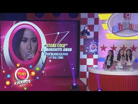 PUSH Awards 2017: Morissette Amon | Song Cover of the Year