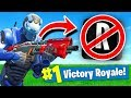 WINNING *WITHOUT* RELOADING In Fortnite Battle Royale (No Reload Challenge)