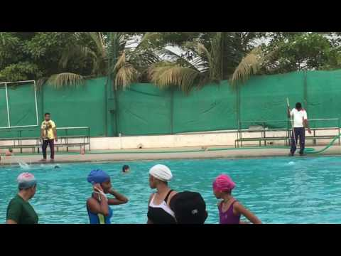 Yash Swimming Class - May 21, 2016