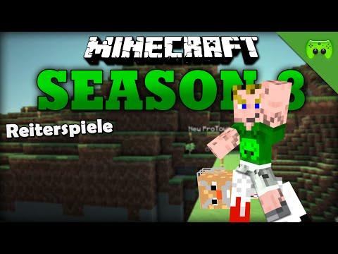 REITERSPIELE «» Minecraft Season 8 # 111 HD