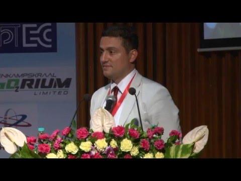 Thorium research and development in Turkey by Görkem GÜNGÖR at ThEC15