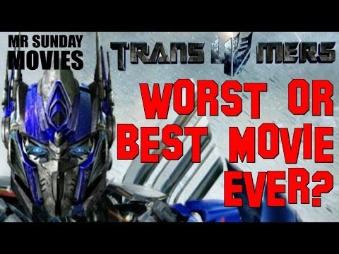 TRANSFORMERS: AGE OF EXTINCTION Review - Worst Or Best Movie Ever?